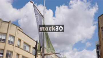 Banners For Broadmead Shopping Centre, Bristol, UK