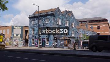 Fire And Slice Pizza Restaurant In Bristol, UK