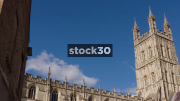 Gloucester Cathedral, Two Shots, UK