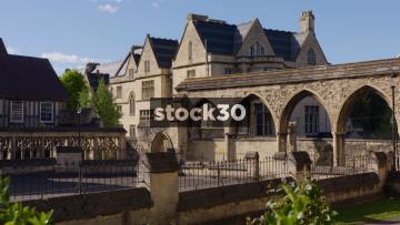 Greyfriars Priory In Gloucester, UK