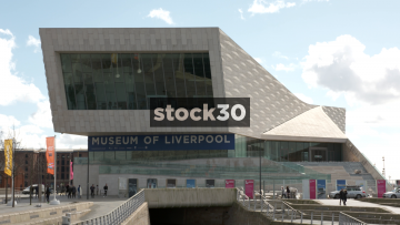 Museum Of Liverpool, UK