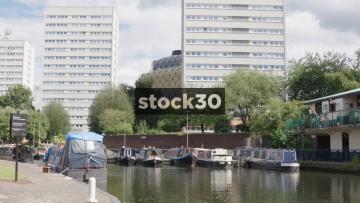 Birmingham Canal Area, Three Shots, UK