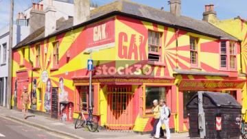 GAK Musical Instrument Retailer On North Road In Brighton, UK