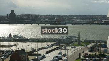 Liverpool Docks, UK