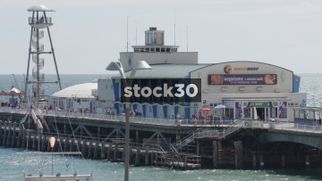 Bournemouth Pier, UK