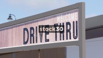 KFC Drive Thru, Three Shots, UK
