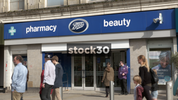 Boots, Manchester, UK