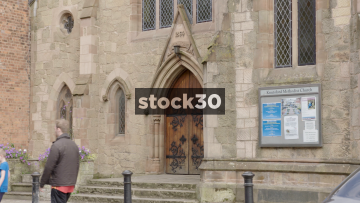 Knutsford Methodist Church, UK