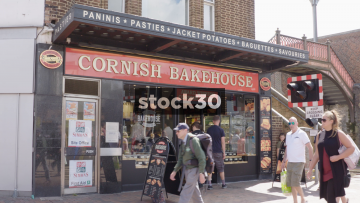The Cornish Bakehouse In Poole, UK