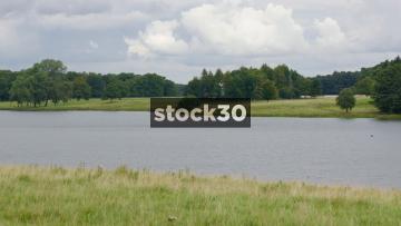 Lake In Tatton Park, Knutsford, UK