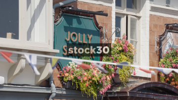 Jolly Sailor And Lord Nelson Pubs In Poole, UK