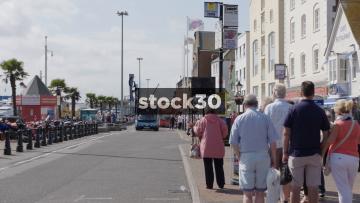 Poole Quay Circular Bus, UK