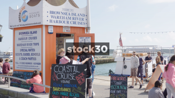 Poole Harbour Cruises, UK