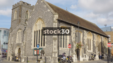 St Margaret's Church in Uxbridge, UK