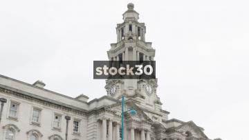 Stockport Town Hall, UK