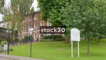 Stockport Register Office, UK
