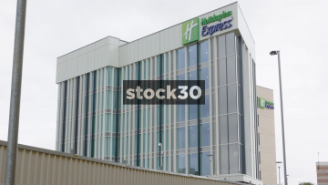 Holiday Inn Express In Stockport, UK