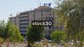 The BT Offices In Madrid, Spain