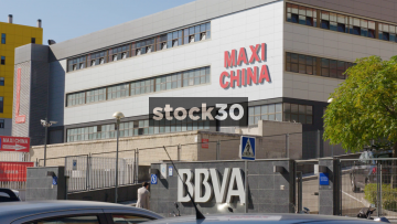 Maxi China Offices In Madrid, Spain