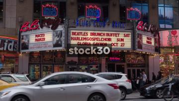 B.B.King Blues Club & Grill In New York City, USA